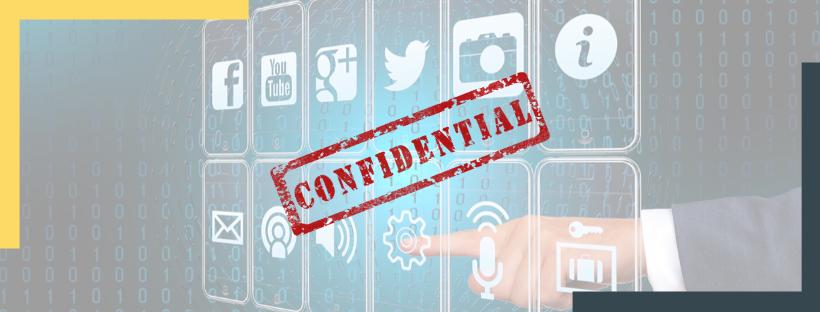 Paramètres de confidentialité réseaux sociaux