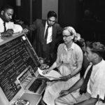 Grace Hopper au travail